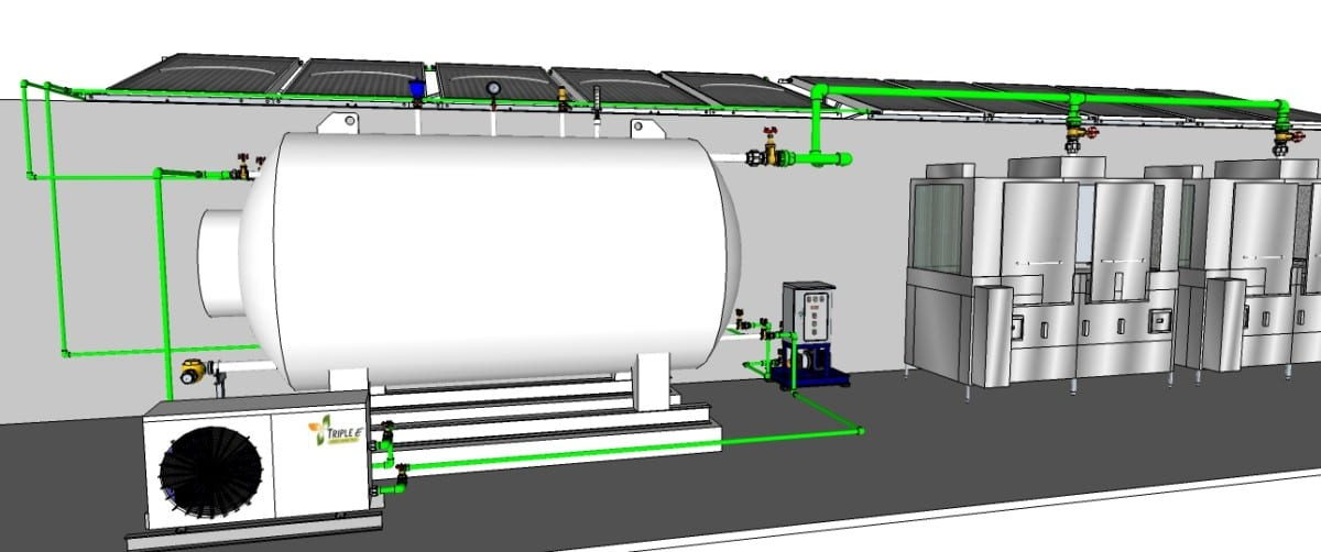 Hot Water 3 System